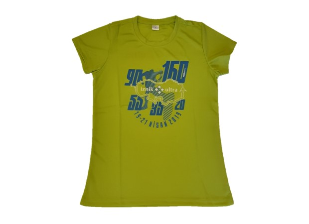İznik Ultra 2019 Kadın Performans T-shirt
