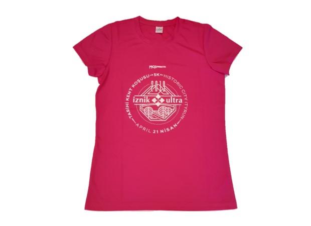 İznik Ultra 5K 2019 Kadın Performans T-shirt
