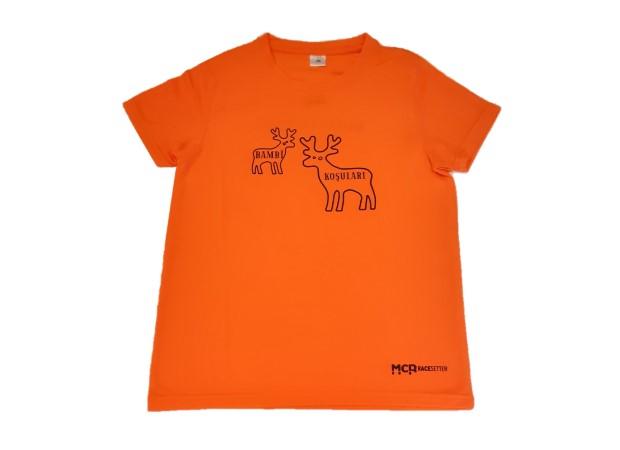 Geyik Koşuları 2016 Çocuk Performans T-shirt