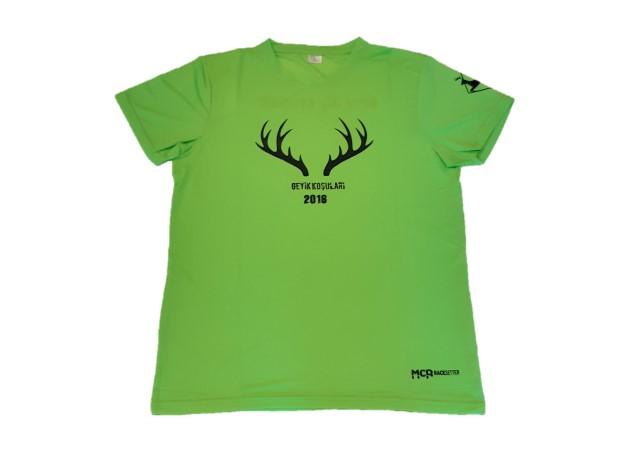Geyik Koşuları 2016 Erkek Performans T-shirt