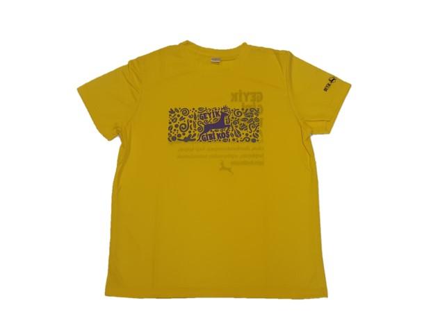 Geyik Koşuları 2019 Erkek Performans T-shirt