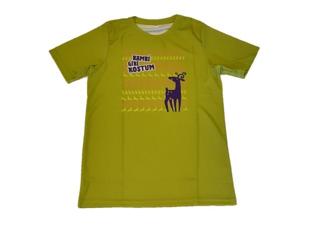 Geyik Koşuları 2020 Çocuk Performans T-shirt