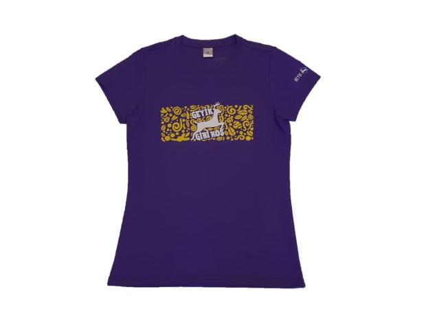 Geyik Koşuları 2020 Kadın Performans T-shirt