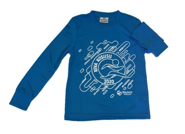 Riva Koşusu 2020 Çocuk Performans T-shirt